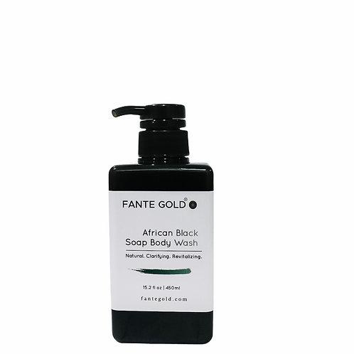Nourishing Black Soap Body Wash