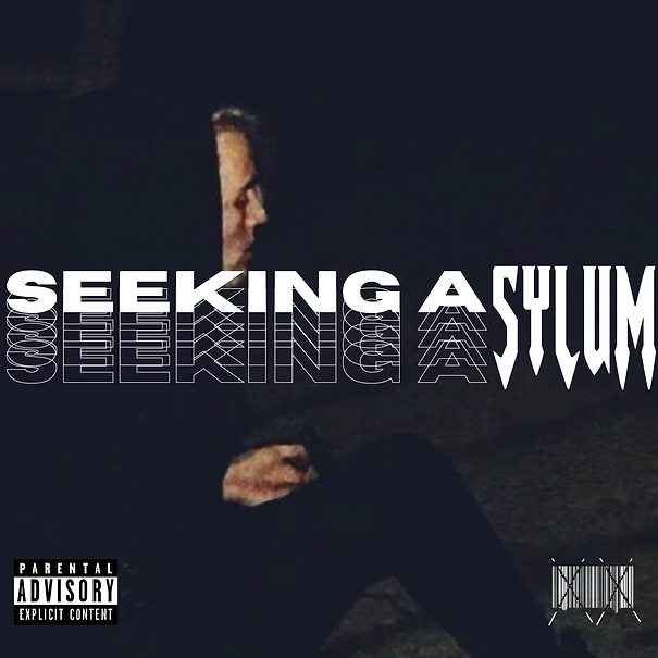seeking asylum [cover art]