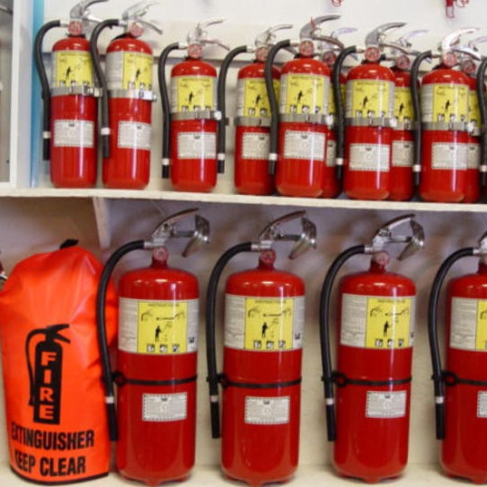 Fire Extentinguishers