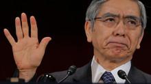 BOJ Gov Kuroda Speaks
