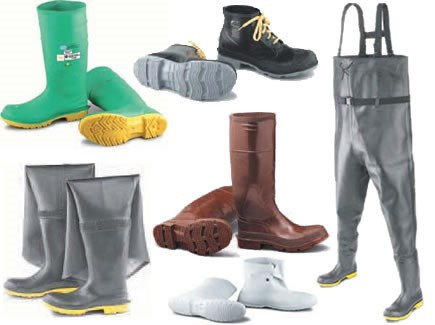 Protective boots and straps