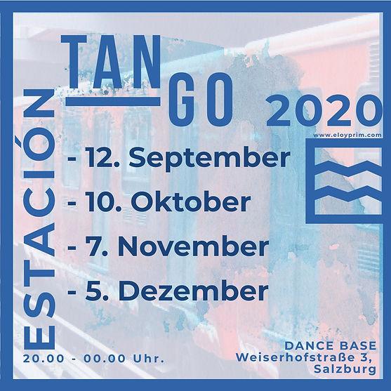 Estación Tango Sep dez 2020