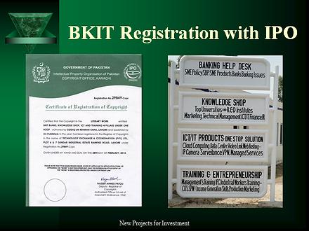 BKIT-IPO