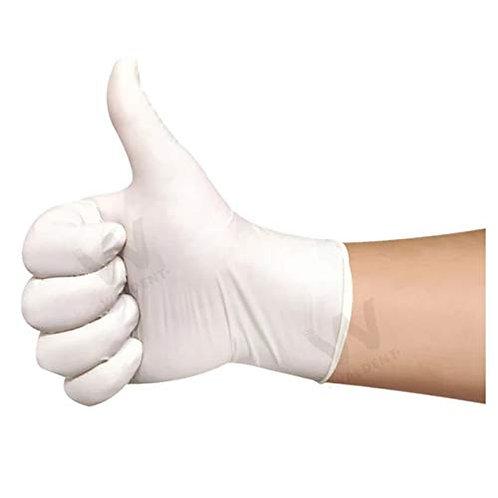 Waldent Latex Examination Gloves - Extra Small