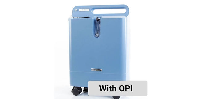 Philips Respironics EverFlo Q with OPI Oxygen Concentrator