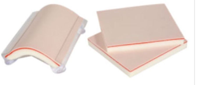 Suturing Skin Pad With Stand
