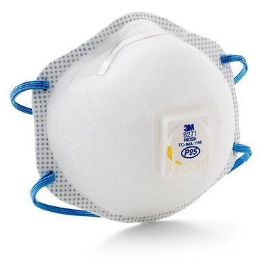 3M™ Particulate Respirator 8271, P95 80 EA/Case