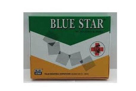 Coverslip Blue