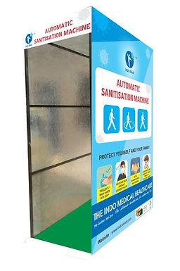 Automatic Sanitization Machine (Walking Tunnel)