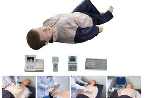 Adult Advanced Cardiac Life Support Training Manikin