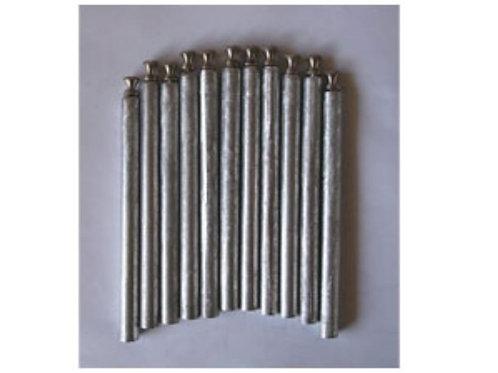 Zinc Rod Brass Terminal