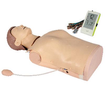 Advanced Half-body CPR Training Manikin With Monitor