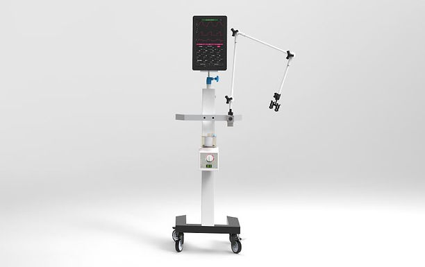 AgVa Intelli Excellence Ventilator