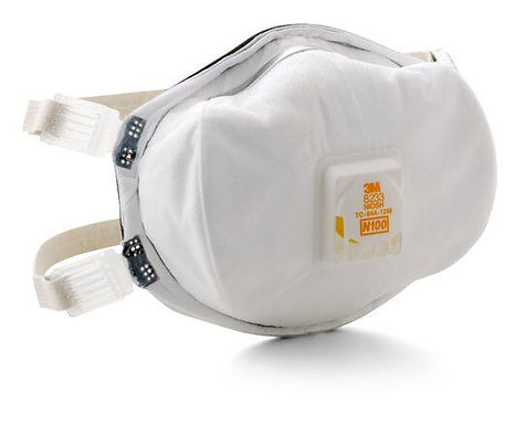 3M™ Particulate Respirator 8233, N100 20 ea/Case