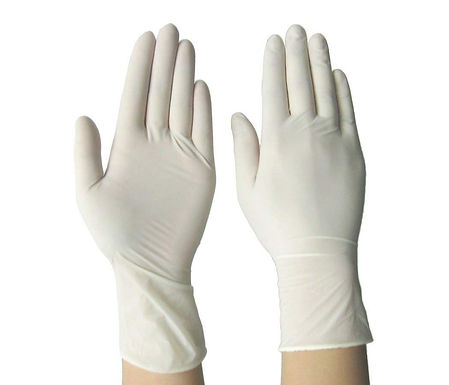 Latex Sterile Gloves Size:7