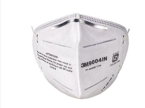 3M 9004IN Dust/Mist Anti Pollution Mask White