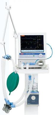 Medisys Medivent Gold Critical Care Ventilator