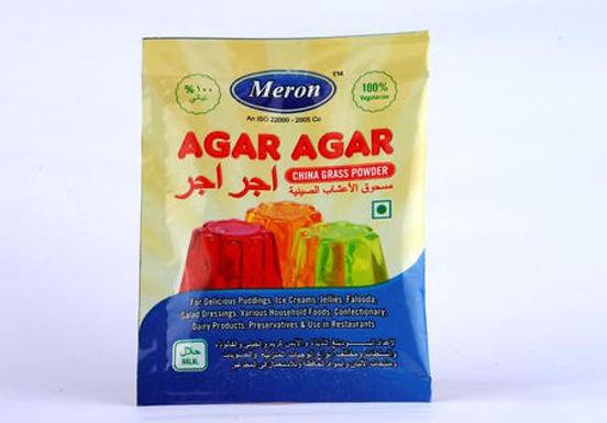 Agar Agar Food Grade Powder 10 gm Sachets