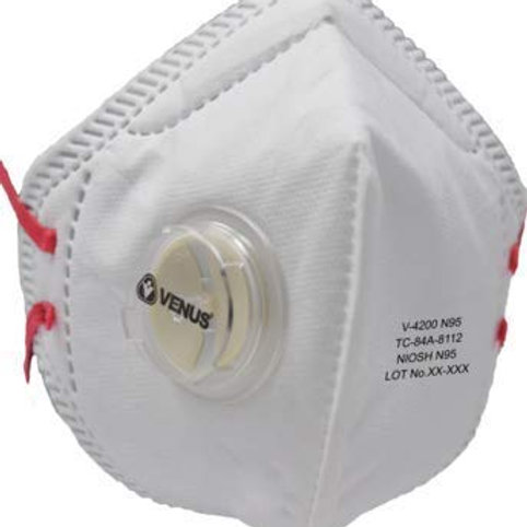 Venus V-4200N95 Dust Respirator (Pack of 10)