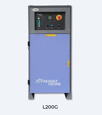 L-series Oxygen Feed Ozone Generator