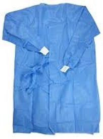 Disposable SMS Medical Gown, 45 GSM