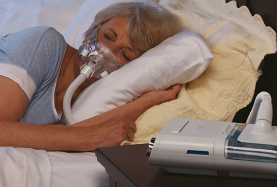 Philips DreamStation BiPAP AVAPS Noninvasive Ventilator