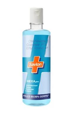 Savlon Hexapro Hand Sanitizer Liquid 500 ml