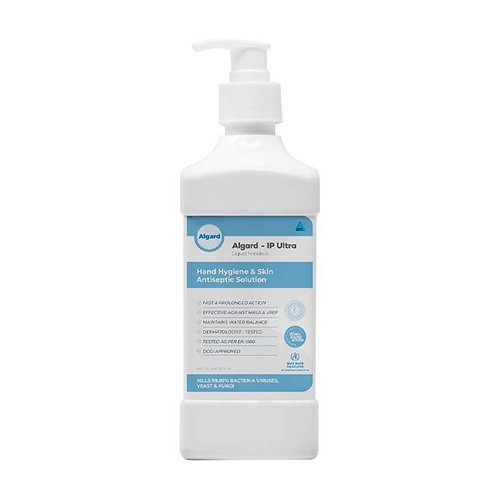 COVID-19 Products, Hand Sanitisers, Algard IP Ultra Handrub 500 ml in Bangalore, India