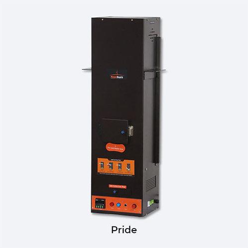 Pride Mask Burning Machine