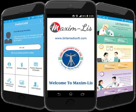 Laboratory Management System-MAXIM LIS