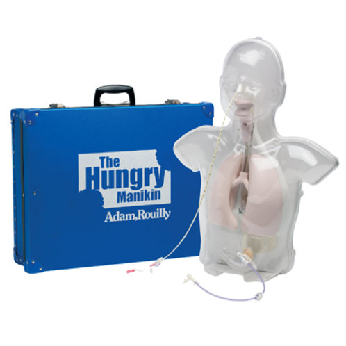 The Hungry Manikin - Paediatric Nasogastric Feeding Trainer