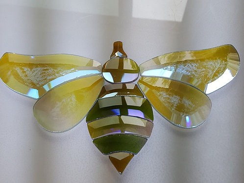 Bumblebee with Dichroic Wings