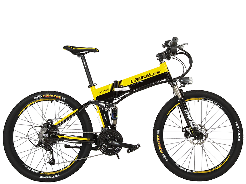 XT750 LankRover 26in Foldable Electric Bike
