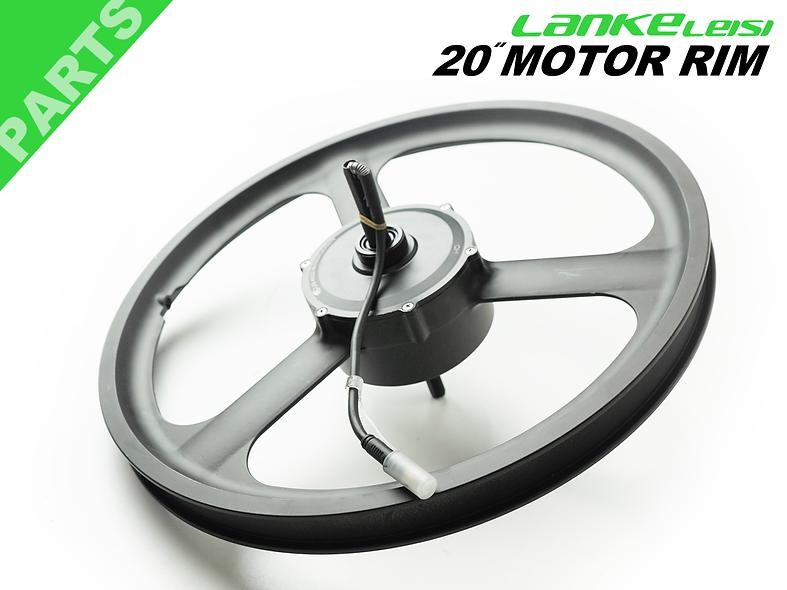 20in Motor rim