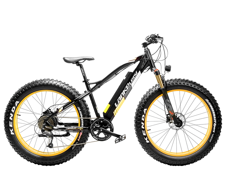 XC4000 LankSpider  26in Fat tire Electric Mountain Bike