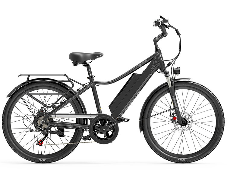 Pard3.0 Cypress 26in Electric Bike