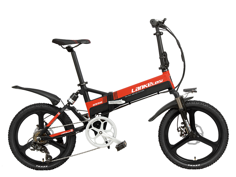 G550 LankCity 20in  Foldable Electric Commuter Bike