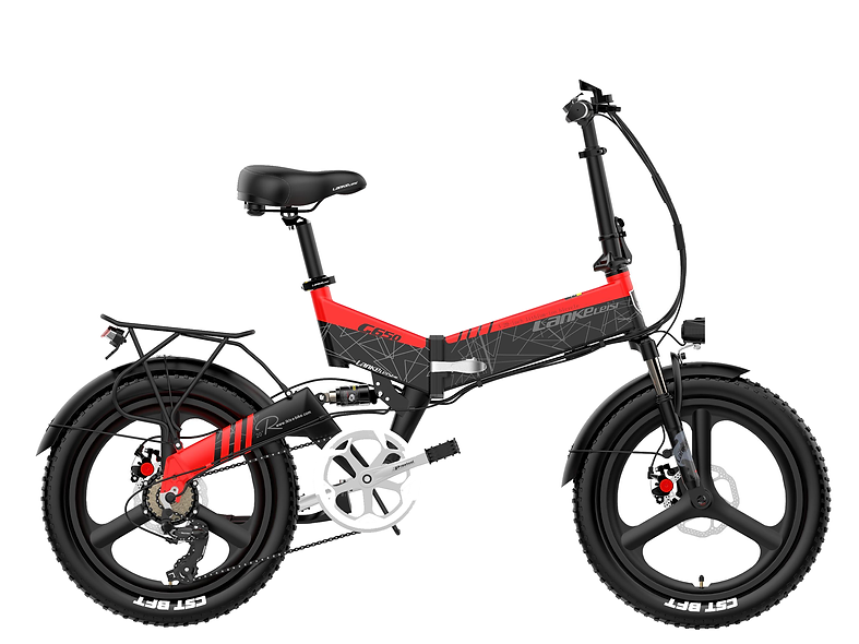 G650 LankCity 20in  Foldable Electric Commuter Bike