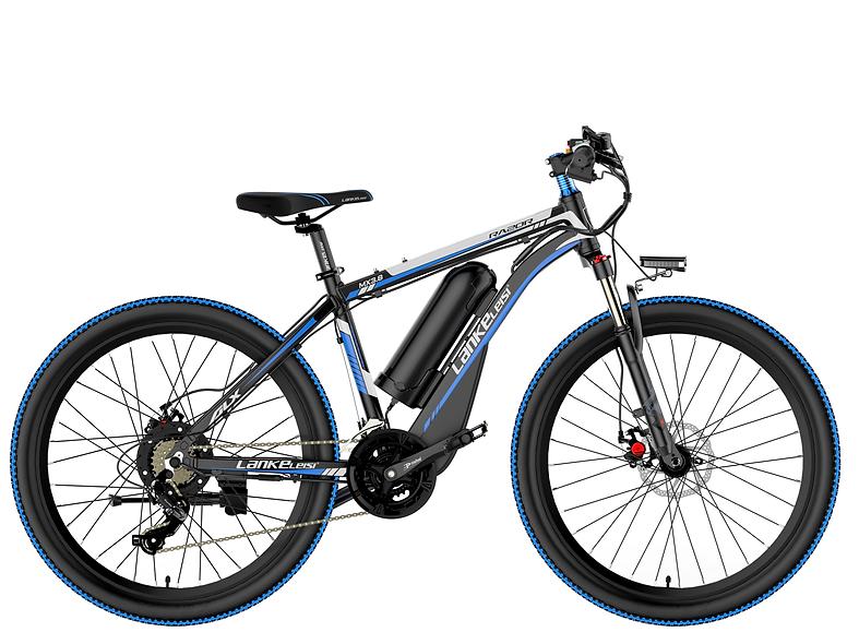MX3.8 LankRunner 26in Electric Bike