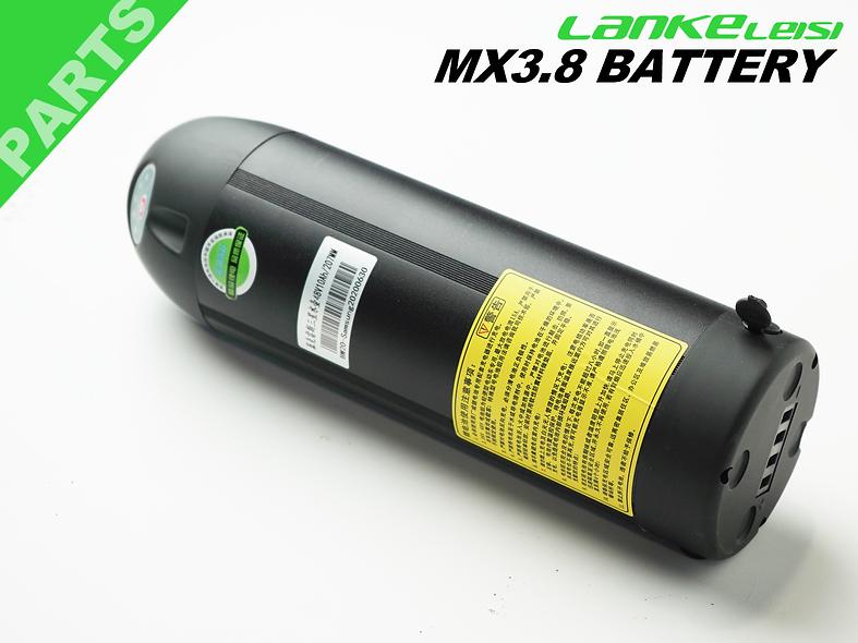MX3.8 Battery 48V 10.4A
