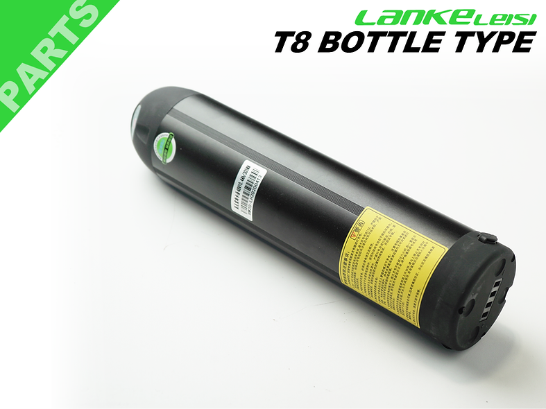 T8 Bottle type battery 10.4A 48V