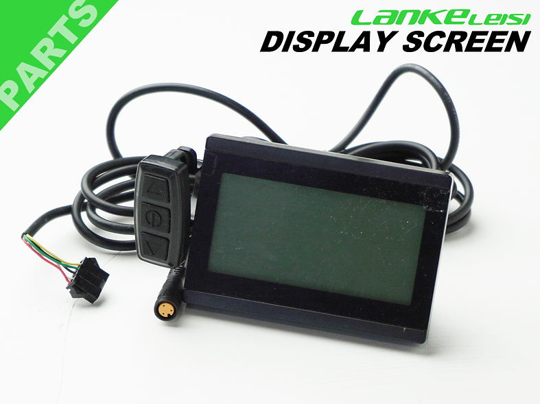 LCD Display screen with control Model S
