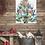 Thumbnail: ORIGINAL CONTEMPORARY PATCHWORK CHRISTMAS TREE