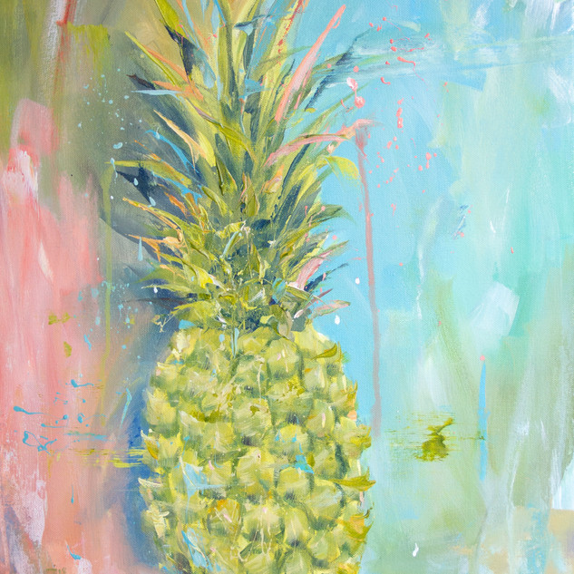CHARTREUSE PINEAPPLE