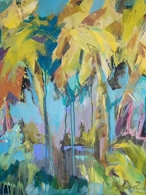WILD JUNGLE (3ftx2ft)