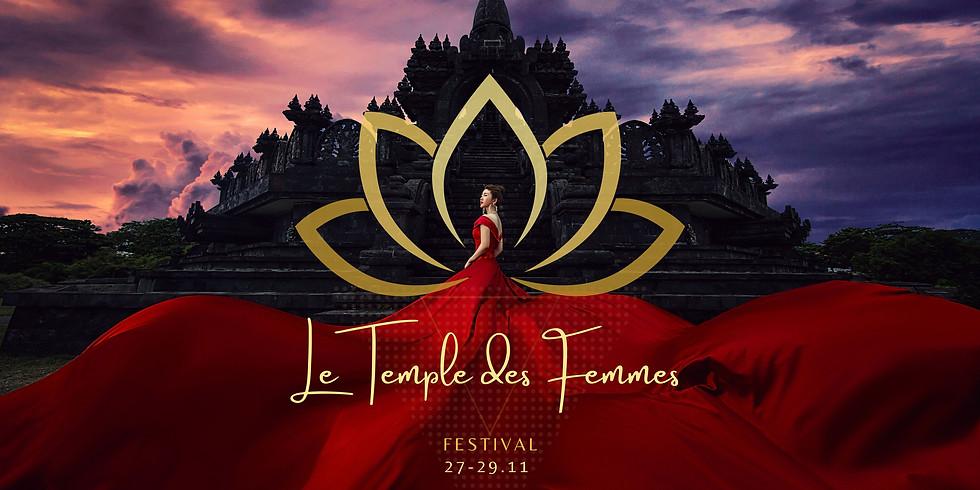 Rediffusion du Festival Le Temple des Femmes 2020