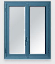 Art et fenêtres Paris 12 Aluminium ouvrant traditionnel