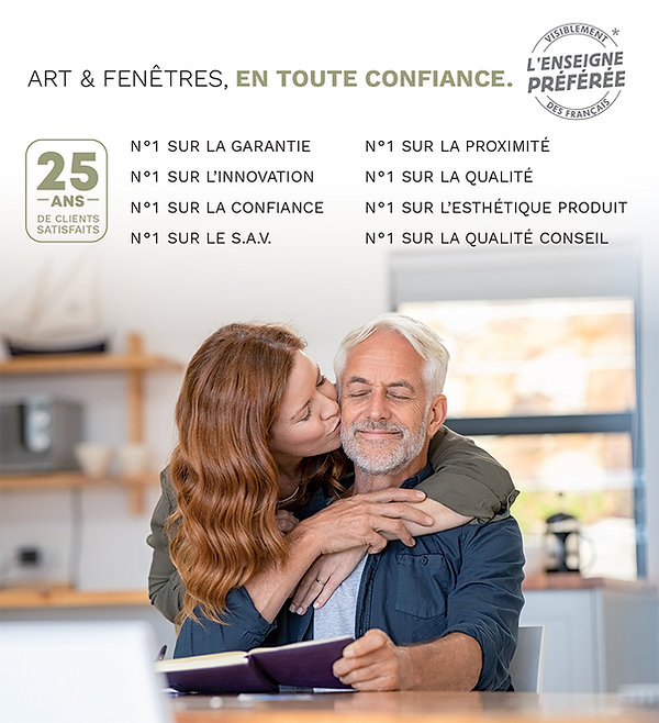Art et Fenetres En toute confiance Paris