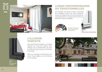 Catalogue  2019-2020  Art et Fenêtres