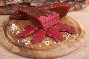carne salada, carne di manzo, vitello, maiale